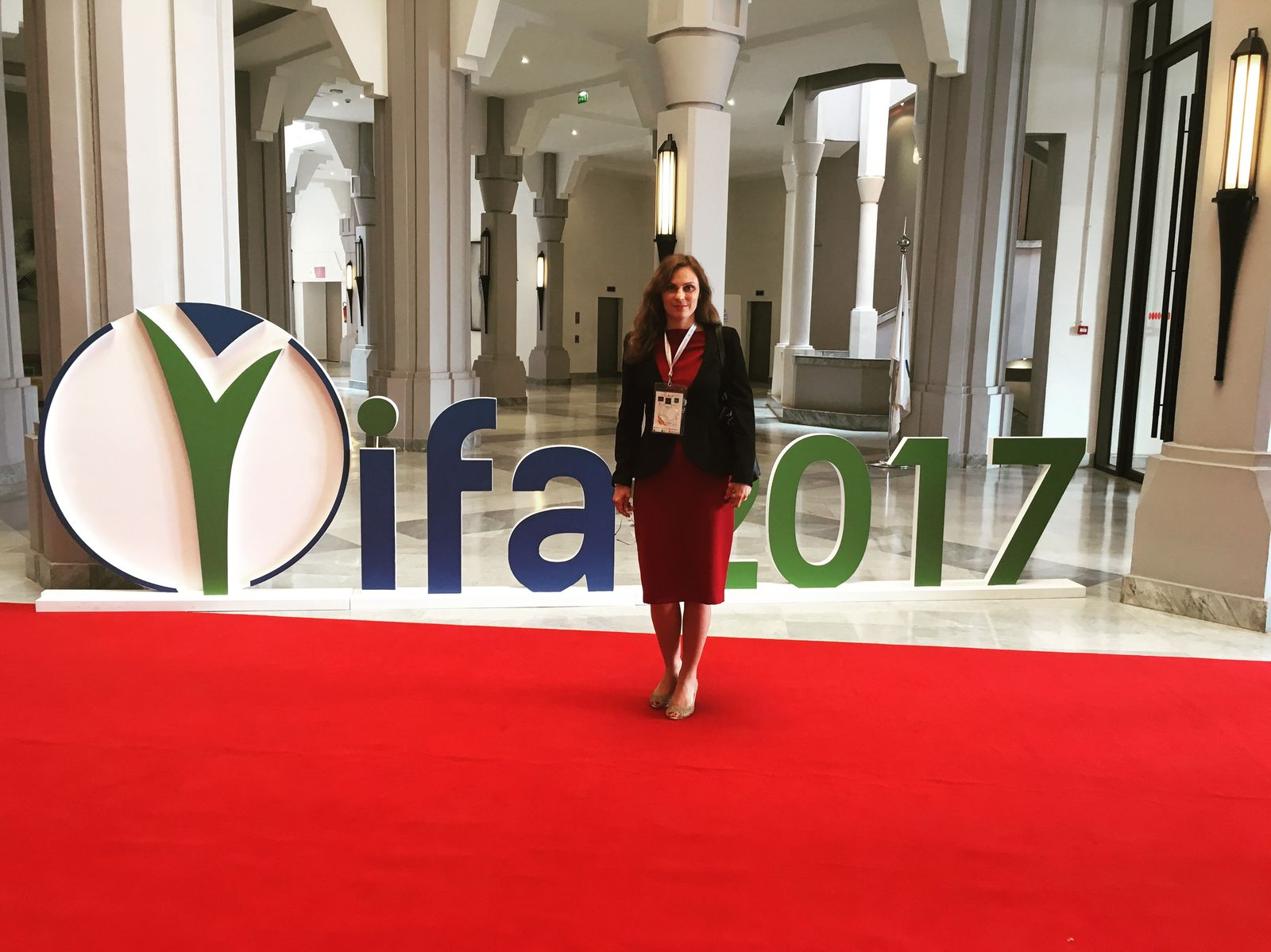 NIIK took part in IFA annual conference  in Marrakesh