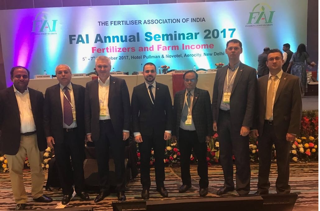 On December 5-7, 2017 NIIK team headed by President and CEO Igor Esin attended FAI Annual Seminar 2017 held in New Delhi, India.